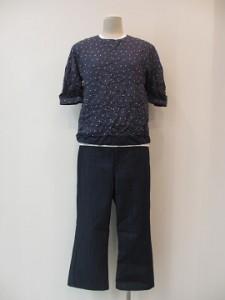 tricot : ブラウス ¥33480