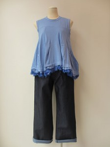 tricot : パンツ ¥33480