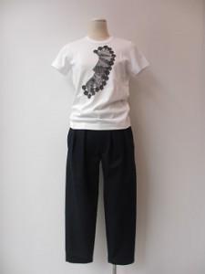 tricot : パンツ ¥27000