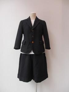 コムコム : ジャケット ¥61560 (黒)