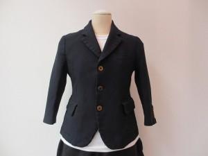 コムコム : ジャケット ¥61560 (紺)