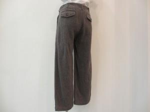 tricot : パンツ ¥33480 (TOPグレー)