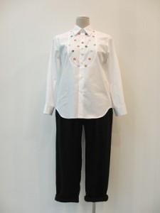 tricot : ブラウス ¥23760