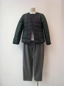 tricot : パンツ ¥35640 (TOPグレー)