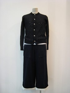 tricot : ニット ¥31320 (黒)