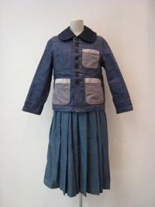tricot : ジャケット ¥73440 (インディゴ系)