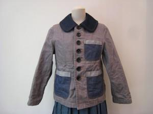 tricot : ジャケット ¥73440 (グレー系)