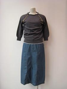 tricot : ニット ¥49680 (TOPグレー)