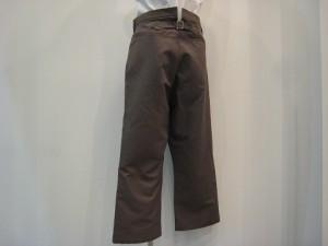 tricot : パンツ ¥31320 (グレー)