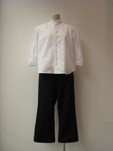 tricot : パンツ ¥31320 (黒)