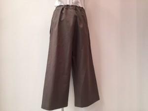 tricot : パンツ ¥34560 (グレー)