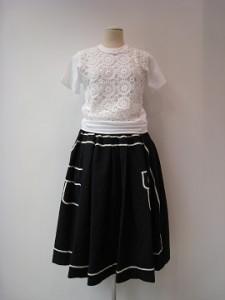コムコム : スカート¥56160