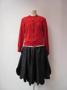 コムコム : スカート ¥37800