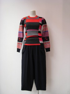 tricot : パンツ ¥51840