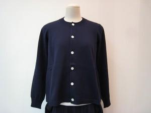 tricot : ニット ¥51840  (紺)