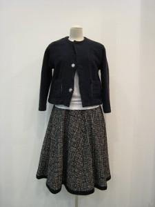 tricot : スカート ¥57240