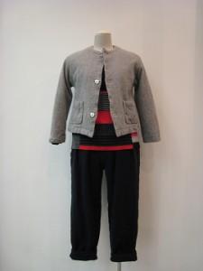 tricot : ジャケット ¥71280