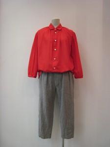 tricot : パンツ ¥42120 (TOPグレー)