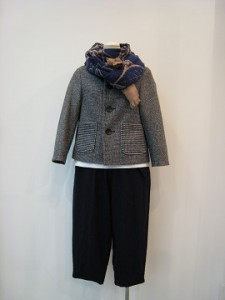 tricot : ストール ¥23760