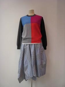 tricot : スカート ¥39960