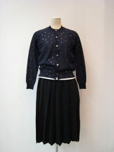 tricot : ニット ¥50760 (紺)