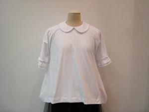 tricot : Tシャツ ¥24840 (白)