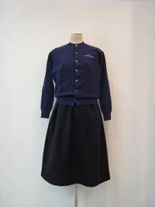 tricot : ニット ¥38880 (紺)
