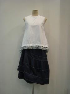 tricot : ブラウス ¥27000