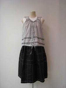 tricot : スカート ¥58320