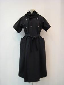 tricot : ワンピース ¥ 74800(黒)
