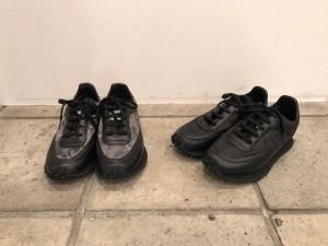 コムコム : シューズ ¥47520 (グレー) (黒)