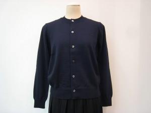 tricot : ニット ¥ 39600 (紺)