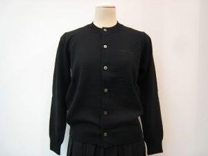 tricot : ニット ¥39600  (黒)