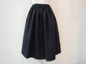 tricot : スカート ¥49680  (紺)
