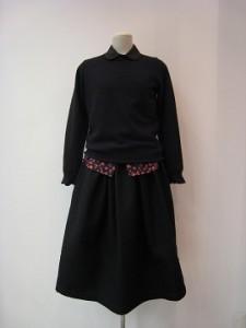 tricot : ニット ¥35200 (黒)