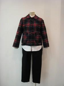 tricot : パンツ ¥35200