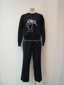 tricot : パンツ ¥30800