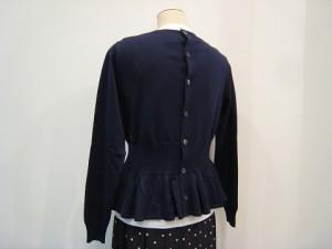 tricot : ニット ¥47300 (紺)