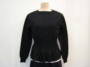tricot : ニット ¥47300 (黒)