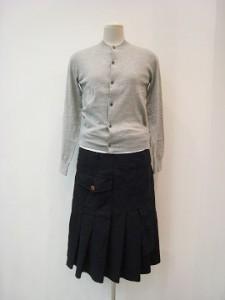 コムコム : スカート ¥93500