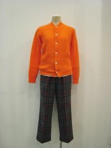 tricot : ニット ¥56100 (オレンジ)