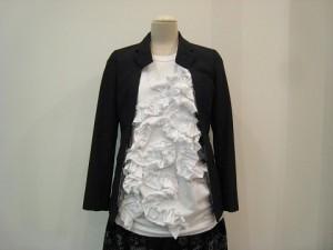 コムコム : ジャケット ¥92400