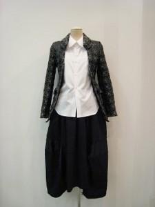 コムコム : ジャケット ¥170500